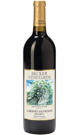 Cabernet Sauvignon Reserve Wilmeth Vineyards 2017