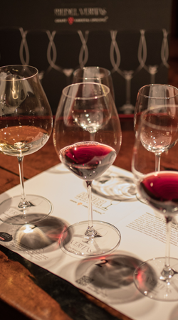 Saturday, September 28 - Riedel Wine Glass Tasting