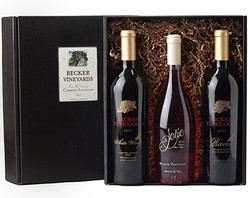 Premier 3 Bottle Wine Gift Box