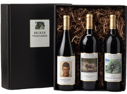 Red Wine Gift Box - 3 Bottles
