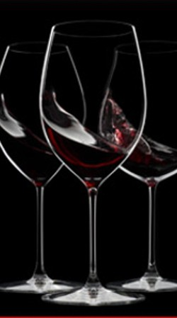 Saturday, April 14 - Riedel Wine Glass Tasting