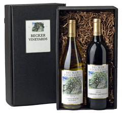 Mixed Wine Gift Box - 2 Bottles